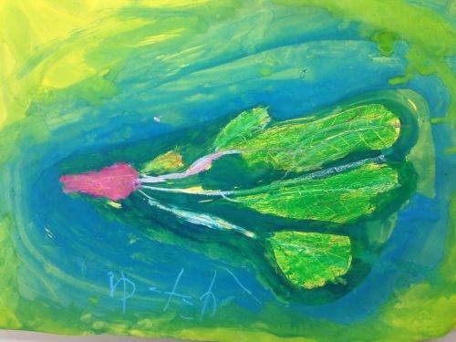 冬野菜を描く_e0167771_06444458.jpg
