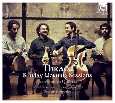 Thrace - Sunday Morning Sessions@Jean-Guihen Queyras_c0146875_2259019.jpg