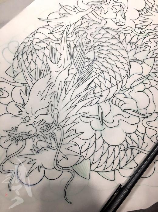 兵庫県 明石 タトゥーデザイン_e0261276_17363721.jpg