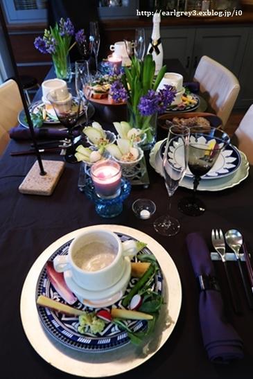 我が家で女子会(2月に入っての新年会)_d0353281_00055396.jpg