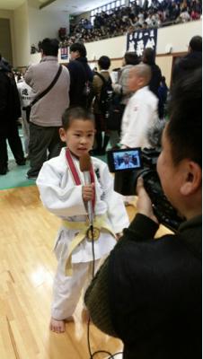 月隈少年柔道大会 J:COM取材の放送日_b0172494_16101486.jpg