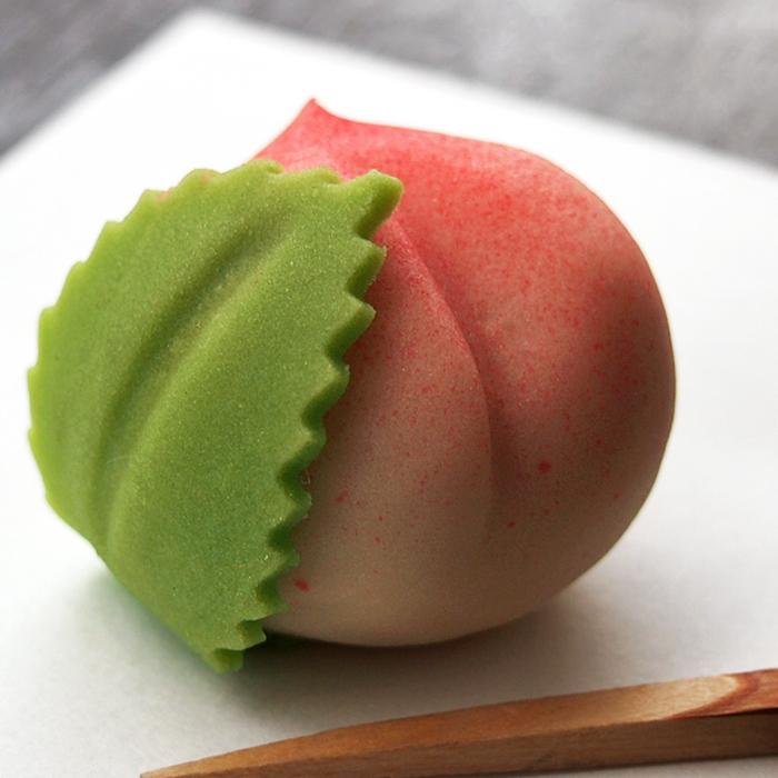 桃の節句・ひなまつり☆桃の和菓子の作り方とテレビ出演@磯子風月堂_e0092594_21252509.jpg