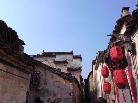 宏村(1)~2016世界遺産の旅_b0145843_13405263.jpg
