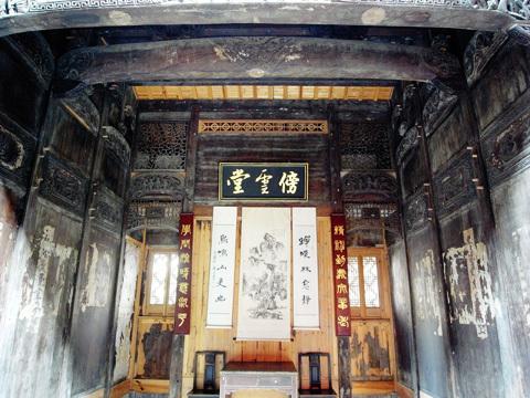 宏村(2)~2016世界遺産の旅_b0145843_13410581.jpg