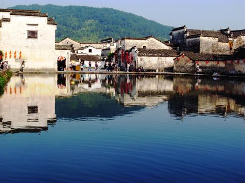 宏村(2)~2016世界遺産の旅_b0145843_13410617.jpg
