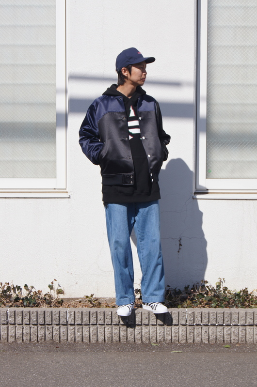 CONVERSE TOKYO ONE - Relax Street Style._f0020773_1955275.jpg