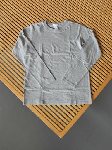 BETTER MAHABAR CREW NECK L/S T-SHIRT_b0139281_1441175.jpg