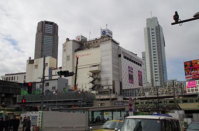 2月22日(水)今日の渋谷109前交差点_b0056983_11560562.jpg