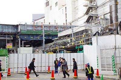 2月22日(水)今日の渋谷109前交差点_b0056983_11560618.jpg