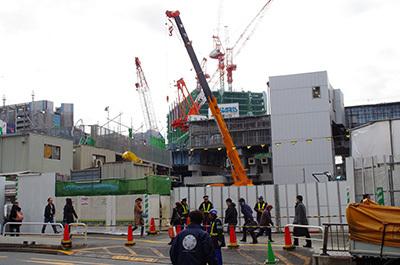 2月22日(水)今日の渋谷109前交差点_b0056983_11560632.jpg