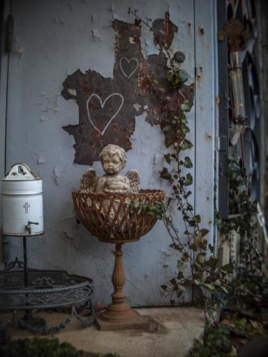 愛から愛へ  ❤「LOVE FOR LOVE」展    展示風景_c0203401_20434246.jpg