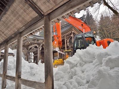 雪が足らない!_c0336902_20015730.jpg