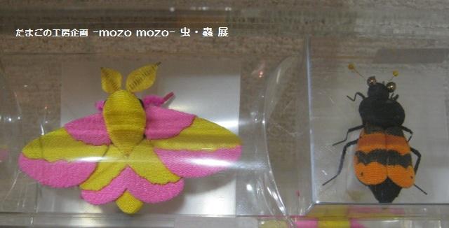 たまごの工房 企画展 「-mozo mozo-虫・蟲 展」 その9   _e0134502_18521063.jpg