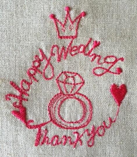 ブライダル刺繍♪セレストさんへ行きました♬_c0316026_18043991.jpg