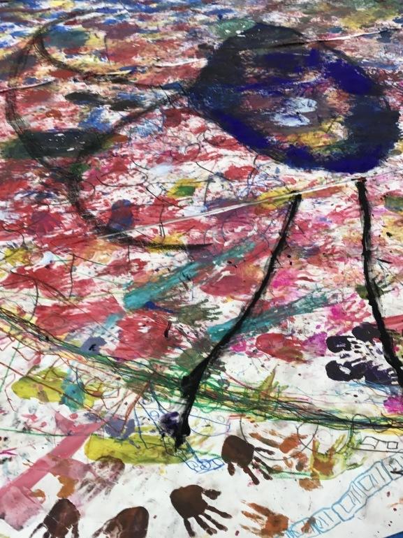 Taizo & 小西麻保子 壁画ワークショップ_d0227334_23224141.jpg