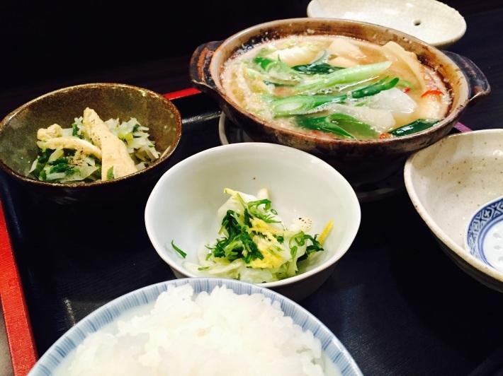 京都・松長の酒粕汁ランチ_a0103940_22553842.jpg