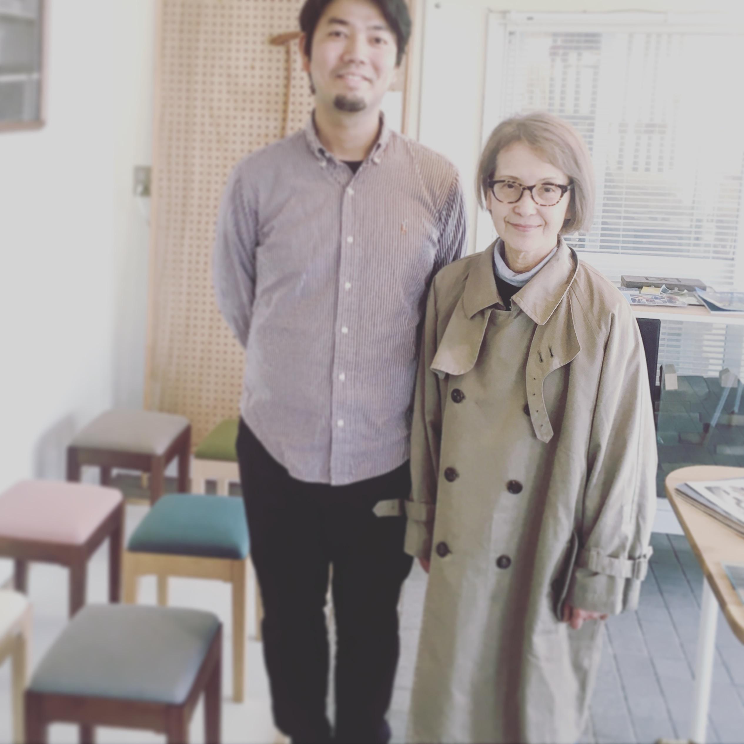 吉本由美さん御来訪!九州の食卓_c0211761_12490112.jpg