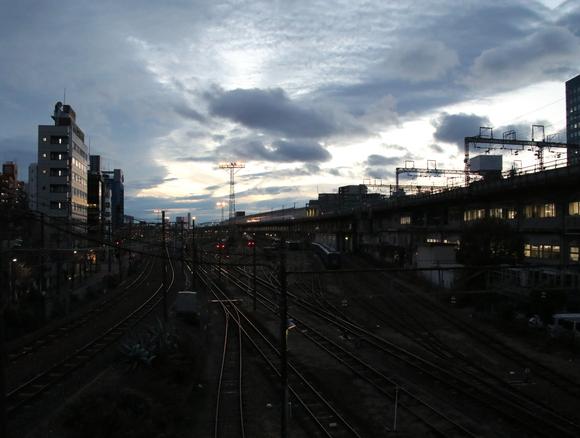 まもなく夜 宮原総合車両所_d0202264_1956595.jpg