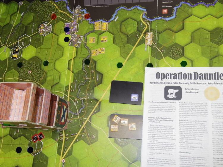 YSGA第332回定例会の様子その5(GMT)Operation Dauntless普及第1班 C3I#30掲載の追加シナリオも含めシナリオ3連戦を満喫)_b0173672_23063173.jpg