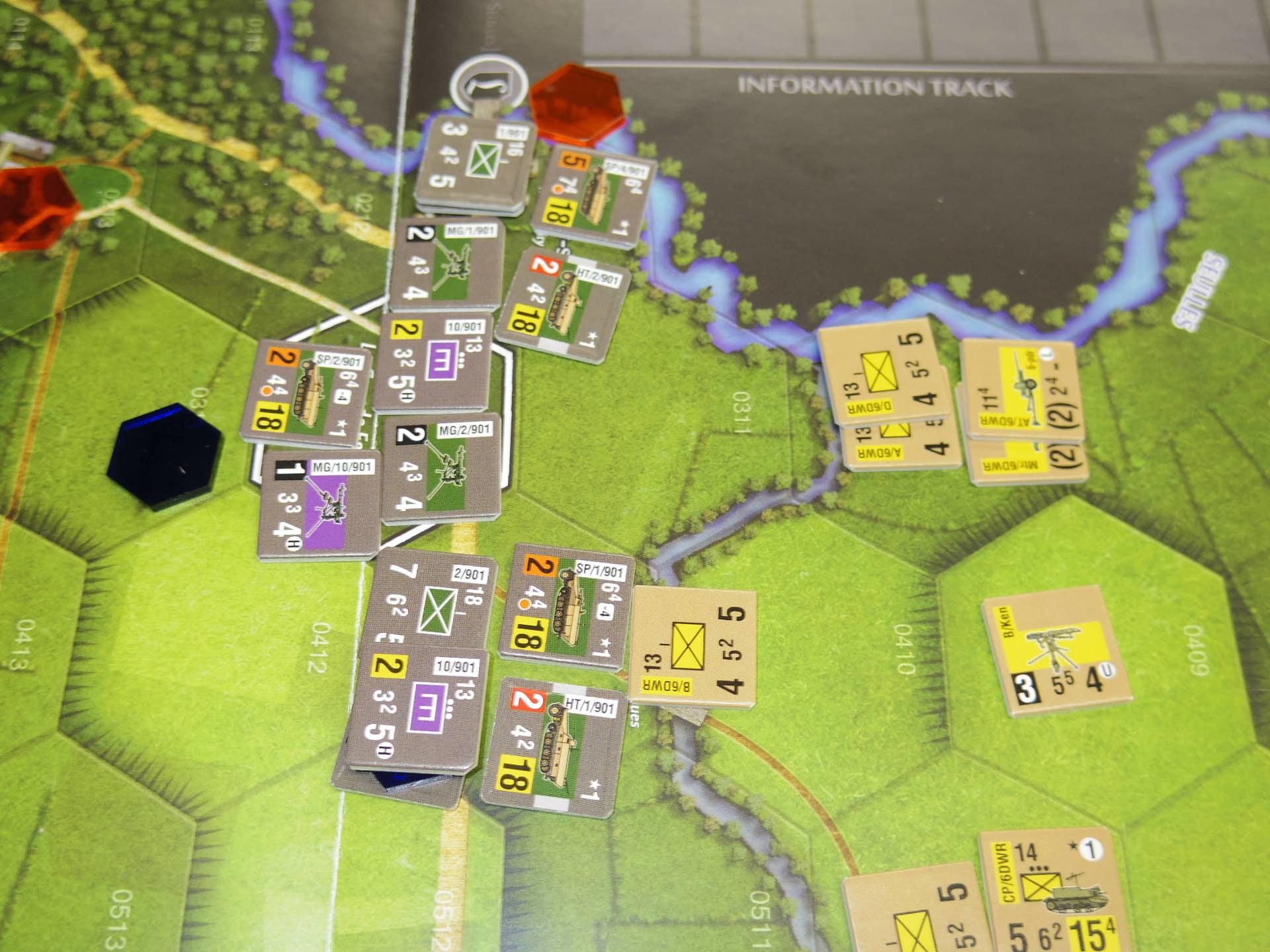 YSGA第332回定例会の様子その5(GMT)Operation Dauntless普及第1班 C3I#30掲載の追加シナリオも含めシナリオ3連戦を満喫)_b0173672_23063417.jpg