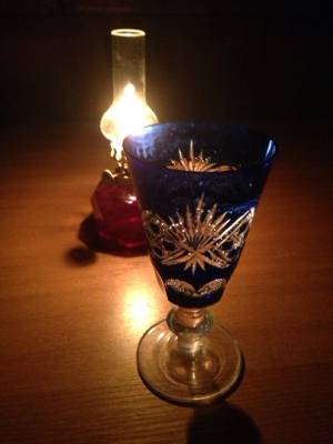 キラキラの器と水瓶座の月***_e0290872_21271583.jpg