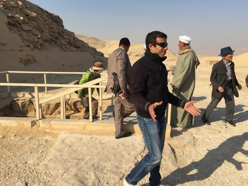"""エジプト史最古の史跡を訪ねて  \""""サッカラ\""""_a0092659_22293706.jpg"""