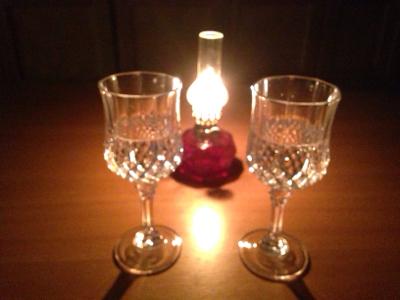 キラキラの器と水瓶座の月***_e0290872_16123217.jpg