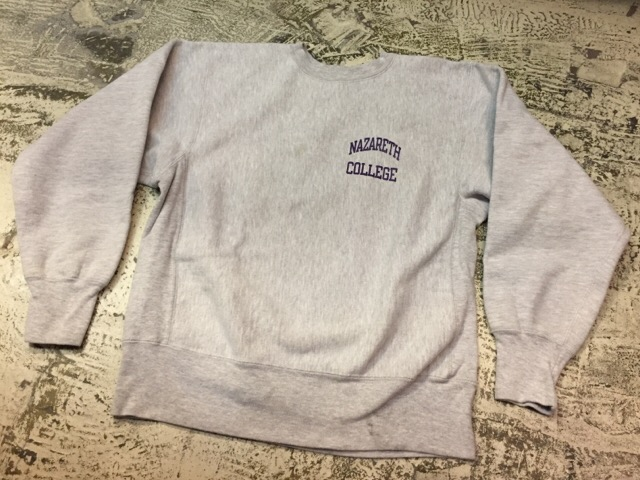 "Champion Reverse Weave \""Made In U.S.A.!!(大阪アメ村店)_c0078587_23112137.jpg"