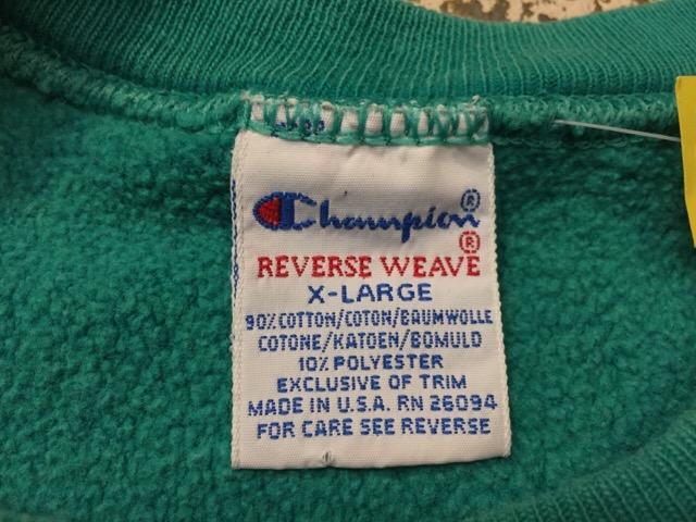 "Champion Reverse Weave \""Made In U.S.A.!!(大阪アメ村店)_c0078587_2315398.jpg"
