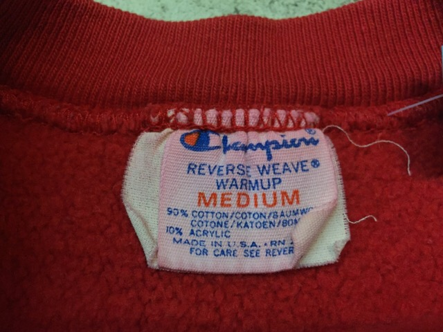 "Champion Reverse Weave \""Made In U.S.A.!!(大阪アメ村店)_c0078587_23204787.jpg"