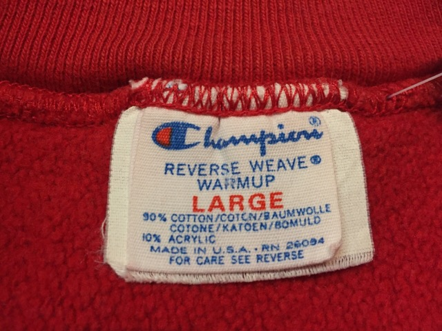 "Champion Reverse Weave \""Made In U.S.A.!!(大阪アメ村店)_c0078587_2321433.jpg"