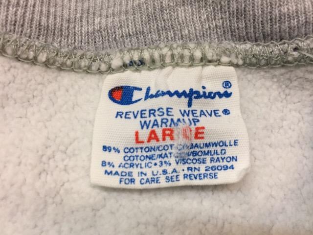 "Champion Reverse Weave \""Made In U.S.A.!!(大阪アメ村店)_c0078587_2322936.jpg"
