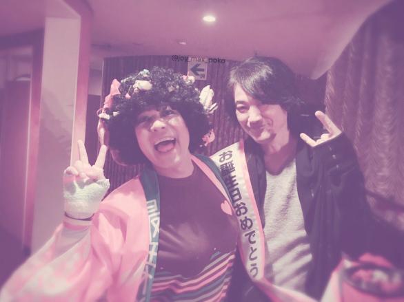 illuminateな飯塚さんのお誕生日☆☆☆_f0143188_22591143.jpg