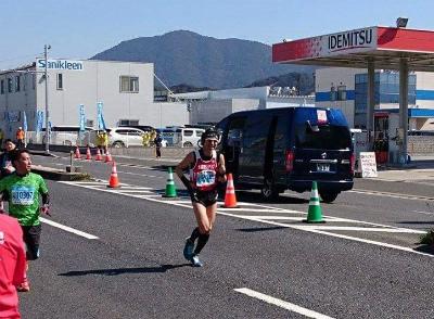 第4回北九州マラソン_f0220089_15214749.jpg