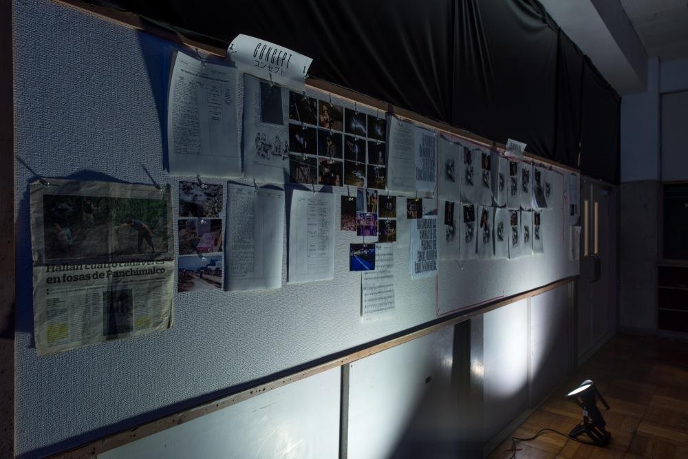Ernesto\'s studio:OPEN STUDIOS_a0216706_13533873.jpg