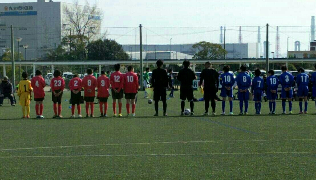 U12    ⚽第10回 卒業記念サッカー大会 MUFGカップ 中央大会‼_f0138335_16264345.jpg