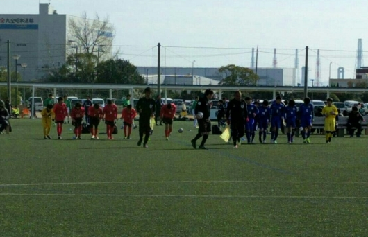 U12    ⚽第10回 卒業記念サッカー大会 MUFGカップ 中央大会‼_f0138335_16264363.jpg