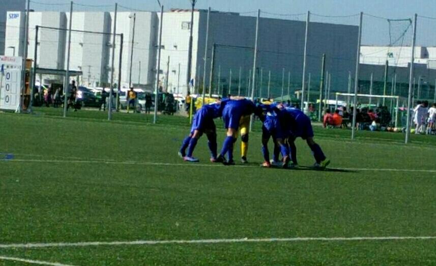 U12    ⚽第10回 卒業記念サッカー大会 MUFGカップ 中央大会‼_f0138335_16291570.jpg