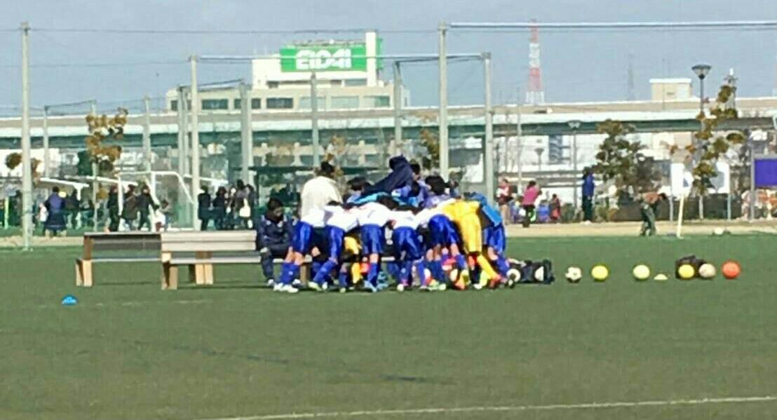 U12    ⚽第10回 卒業記念サッカー大会 MUFGカップ 中央大会‼_f0138335_16471112.jpg