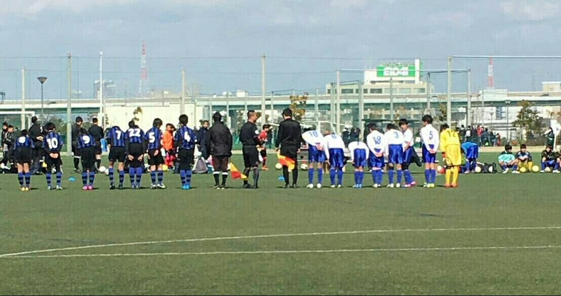 U12    ⚽第10回 卒業記念サッカー大会 MUFGカップ 中央大会‼_f0138335_16471350.jpg