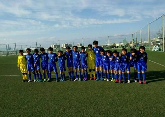U12    ⚽第10回 卒業記念サッカー大会 MUFGカップ 中央大会‼_f0138335_17052678.jpg