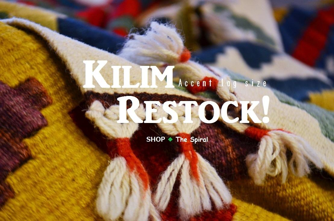 """Kilim Restock!...2/25sat\""_d0153941_18213699.jpg"