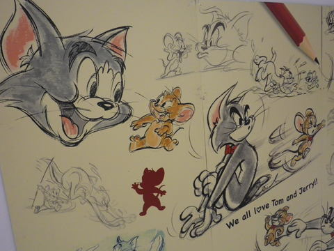 TOM and JERRY #5 END_b0207642_13214096.jpg