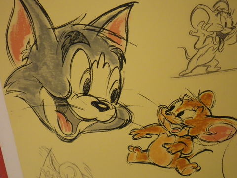 TOM and JERRY #5 END_b0207642_13324075.jpg