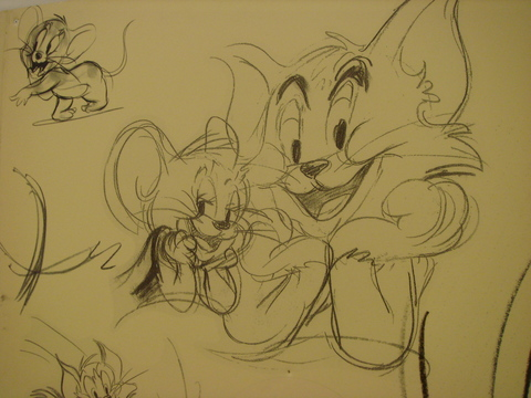 TOM and JERRY #5 END_b0207642_13575317.jpg
