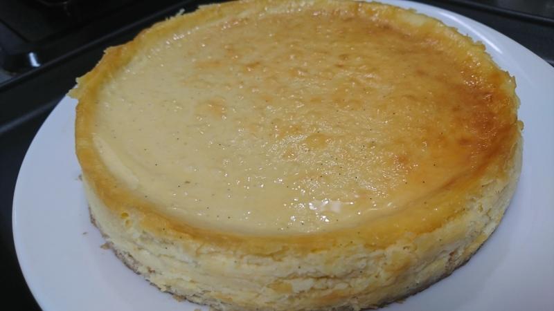 豆腐チーズケーキ。_a0316554_07461898.jpg