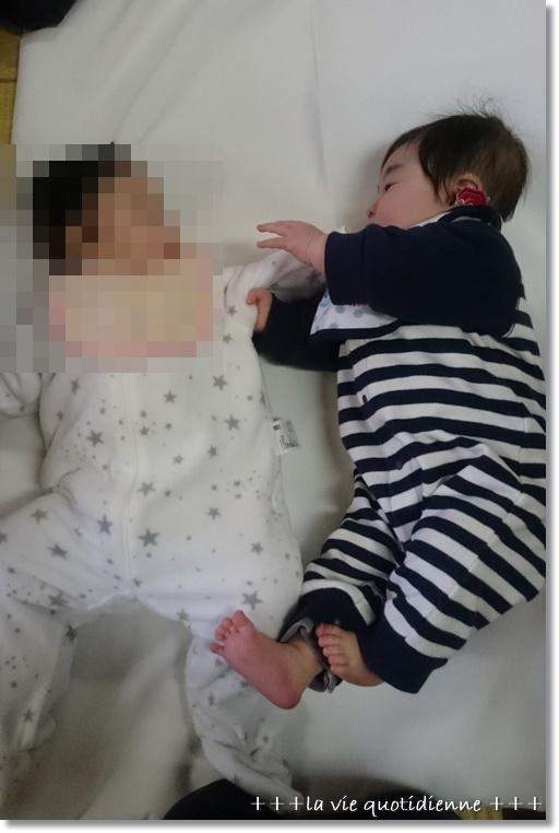 離乳食の調理実習は…ナンパと試食で終わった(笑)_a0348473_10081606.jpg