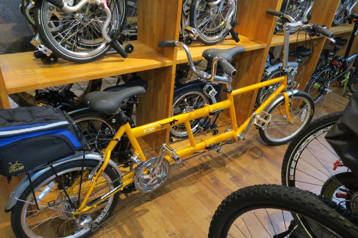 タンデム自転車 解禁!!_c0132901_18523497.jpg