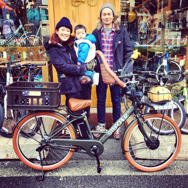 『バイシクルファミリー』bikke Yepp ビッケ GRI MOB トート EZ ハイディ ステップクルーズ 電動自転車 おしゃれ自転車_b0212032_15271710.jpg