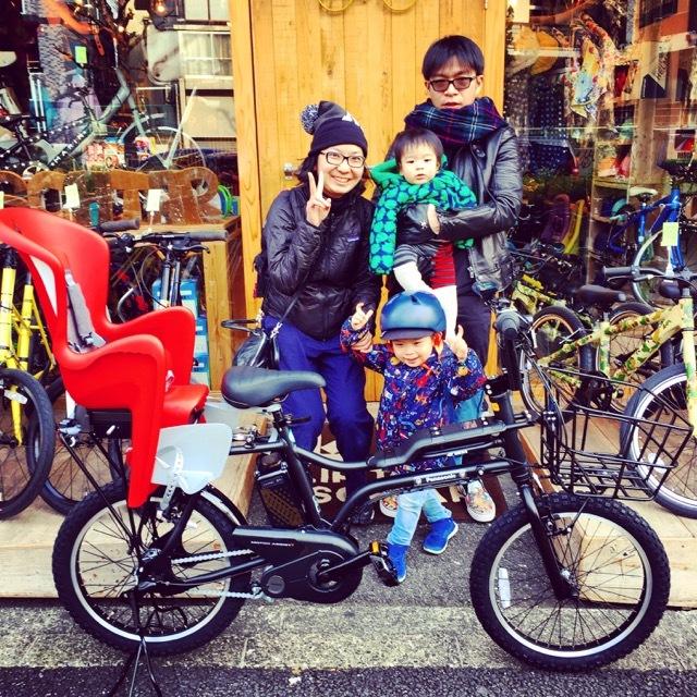 『バイシクルファミリー』bikke Yepp ビッケ GRI MOB トート EZ ハイディ ステップクルーズ 電動自転車 おしゃれ自転車_b0212032_15280783.jpg